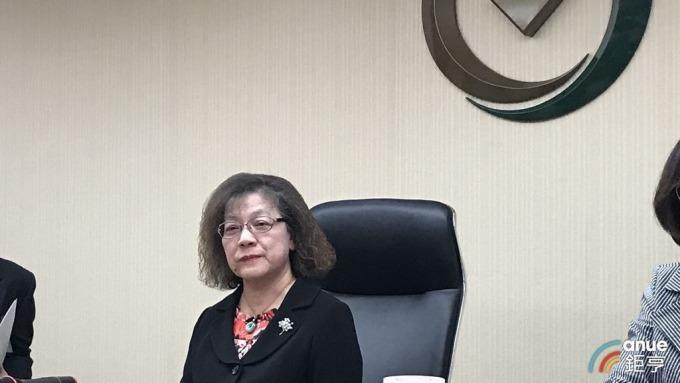 第一銀行總經理鄭美玲。(鉅亨網記者郭幸宜攝)