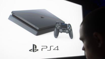 Sony次世代遊戲機PS5將於2020年末開賣(圖片:AFP)
