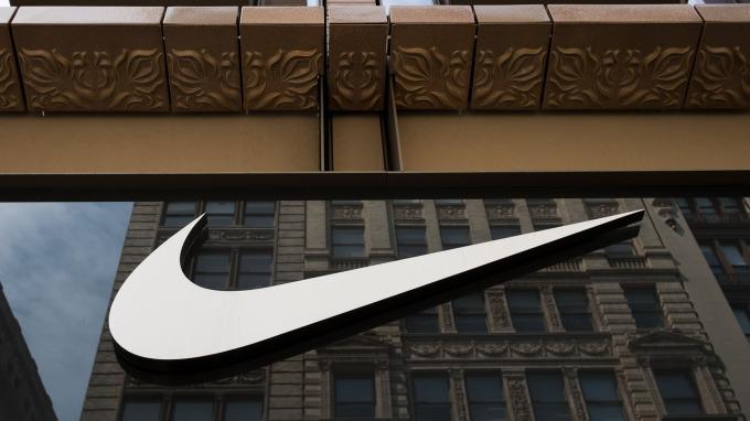 NBA中國停播拖累Nike股價 分析師 建議逢低買入(圖片:AFP)