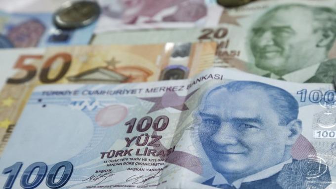 川普推文改稱土耳其為貿易夥伴 里拉走勢回穩  (圖片:AFP)