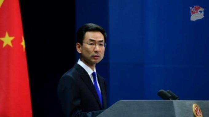 拒發簽證事件影響貿易協商?耿爽澄清:劉鶴會準時赴美磋商  (圖片:AFP)