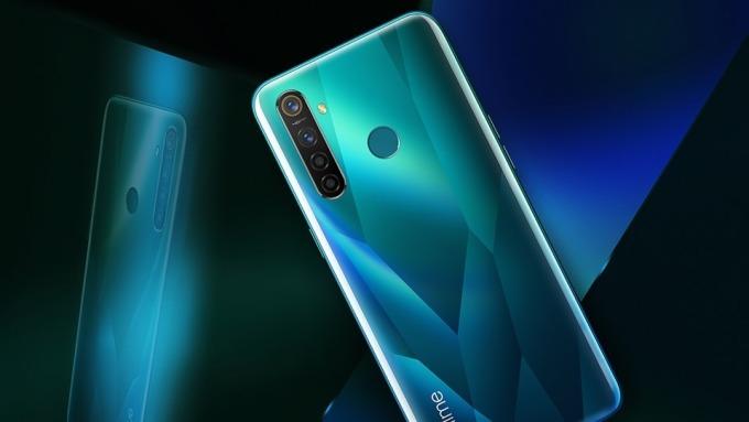 OPPO旗下手機廠realme發新機 台供應鏈增溫