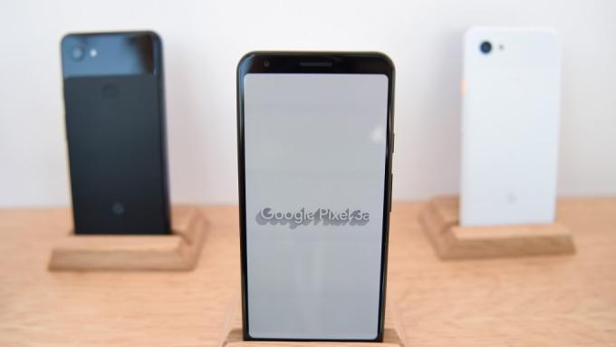 超車蘋果?傳Google正測試5G手機 下週對外發表(圖片:AFP)