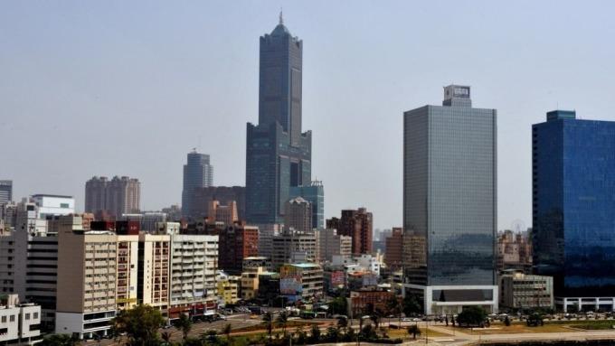 高雄市房市交易增溫,帶動契稅收入增加。(圖:AFP)