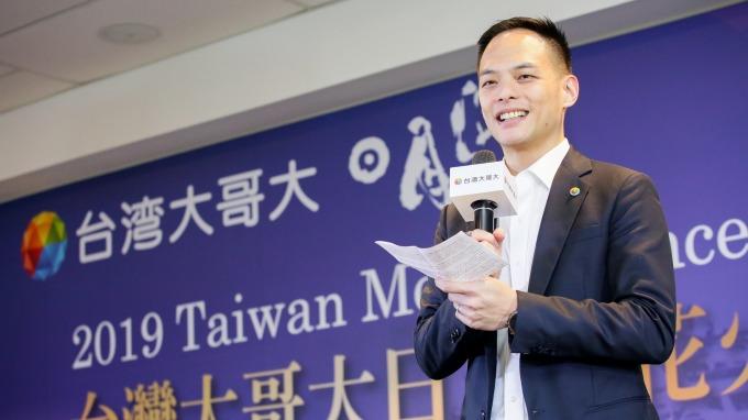 台灣大續居電信獲利王,圖為台灣大總經理林之晨。(圖:台灣大提供)