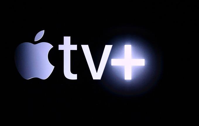 Apple TV+ 於 11 月 1 日正式上線,加入串流媒體大戰。(圖片:AFP)