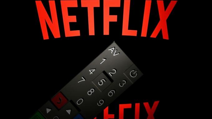 串流影音成本增加 Netflix股價承壓走跌  (圖片:AFP)