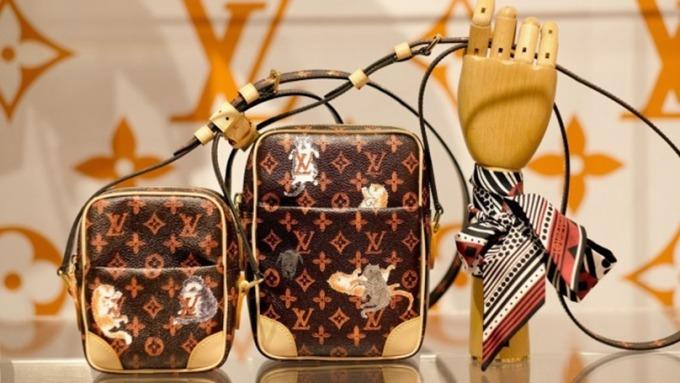 LVMH Q3銷售超預期 緩解了香港局勢影響奢侈品銷售之擔憂 (圖片:AFP)