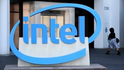 英特爾啟動雅典娜計畫,各廠先關注14奈米CPU供需問題。(圖:AFP)