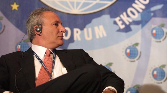 經濟學家與資產管理人Peter Schiff (圖:AFP)