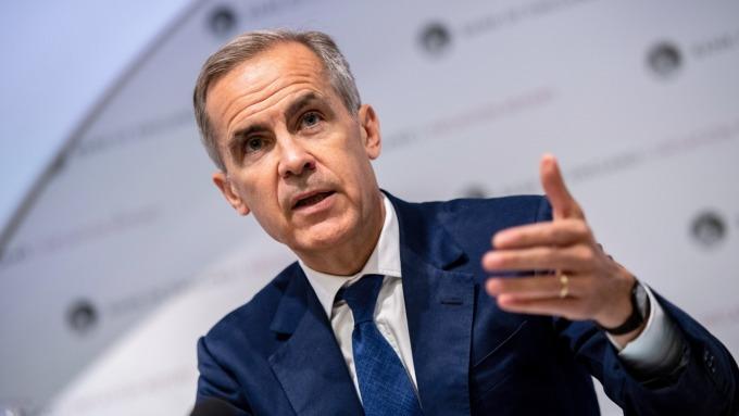 英國央行總裁:英國脫歐恐衝擊英鎊 並造成短期經濟放緩 (圖片:AFP)