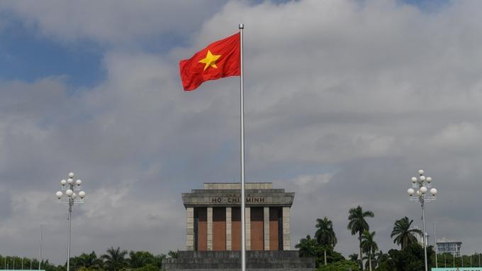 越南成中美貿易戰贏家 然高技術勞動力稀缺(圖片:AFP)