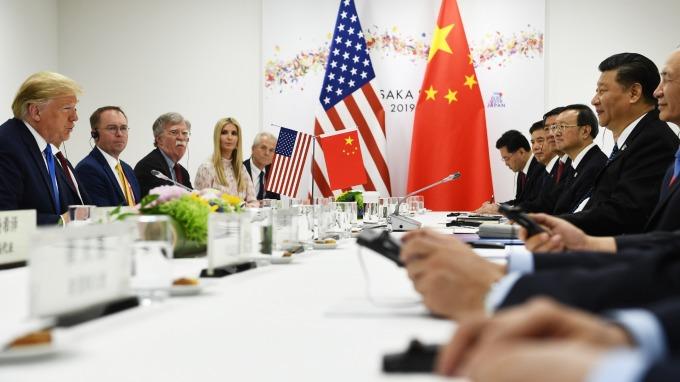 美中貿易談判進行中 布魯金斯研究員:任何協議都不會持久 (圖片:AFP)