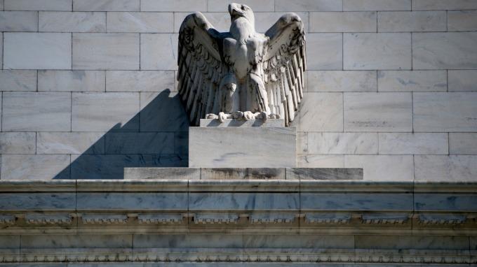 Fed宣布10月中旬啟動購債 每月達600億美元  (圖:AFP)