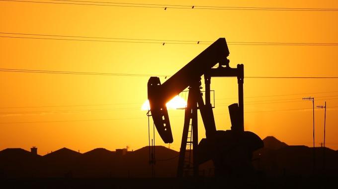 中美談出好結果 中東緊張情緒升溫 原油本週彈升近4% (圖片:AFP)