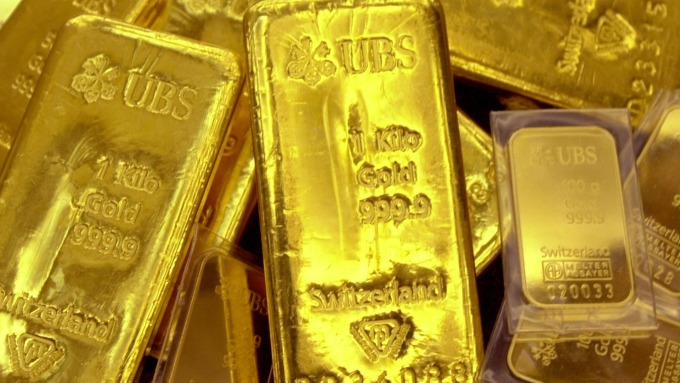 貴金屬盤後-美中貿協達初步協議 市場情緒樂觀 黃金創最大單日跌幅(圖片:AFP)