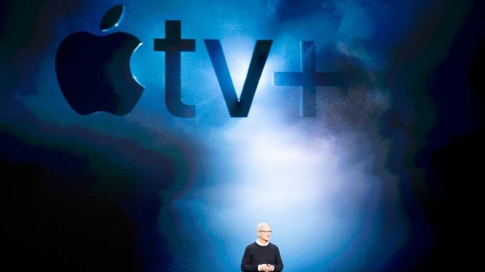 分析師: Apple TV+ 可為蘋果每股價值增加15美元(圖片:AFP)
