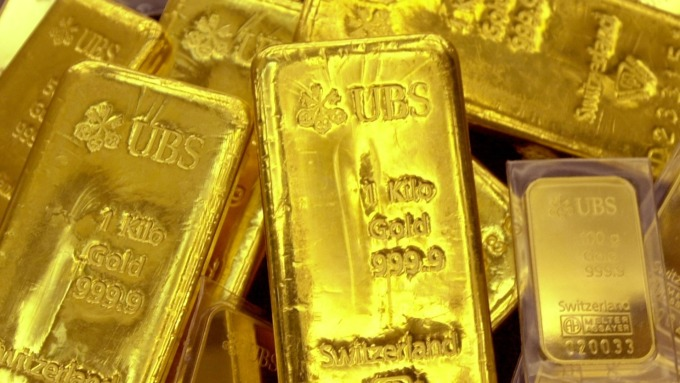 貴金屬盤後-美中貿協又碰壁? 中方想再多談黃金漲逾1500美元(圖片:AFP)