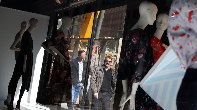 瑞信警告:2020年美國零售店恐出現更大規模倒店潮(圖片:AFP)