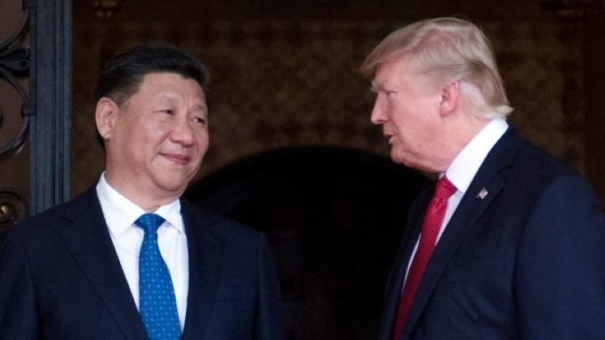 美中貿易有進展?可能又是雷聲大雨點小  (圖片:AFP)