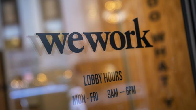 彭博:WeWork寧選摩根大通、也不要軟銀的援救。(圖片:AFP)