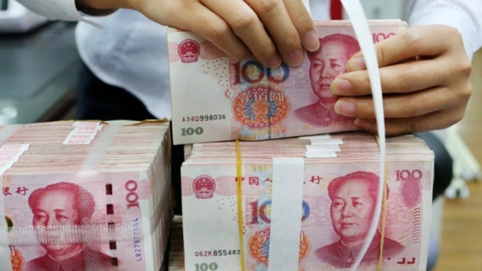 中國宏觀:政策繼續寬鬆以緩解經濟放緩。(圖:AFP)
