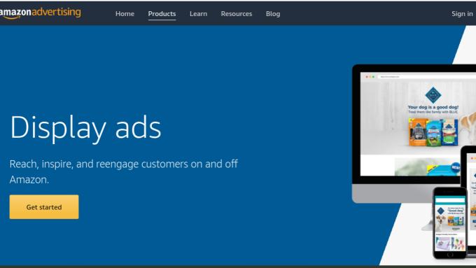 亞馬遜正啃食谷歌這塊大餅:搜尋廣告業務