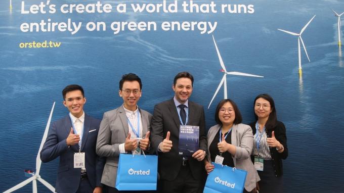 〈智慧能源週〉沃旭盼第三階段區塊開發能有彈性 籲綠電價格與國產化間取得平衡