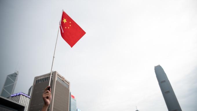 IIF:中國「走後門」資金外流創新高 達1310億美元  (圖片:AFP)