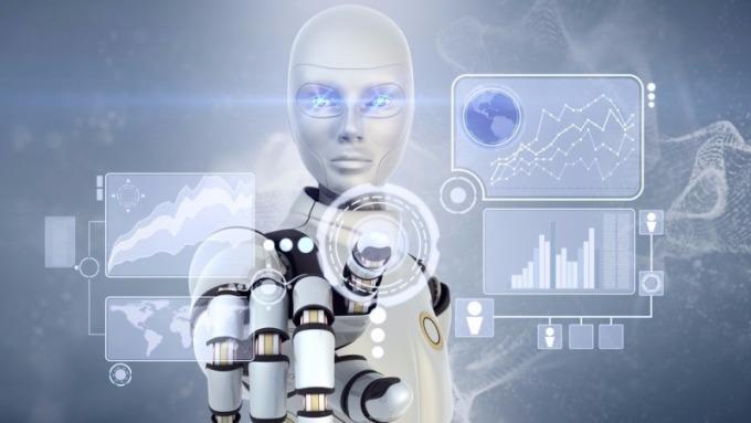 7家業者開辦機器人理財 資產規模6.75億元。(圖:AFP)