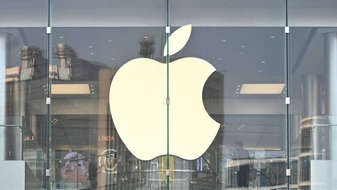 「2019全球最有價值百大品牌」蘋果連續7年位居榜首。(圖片:AFP)