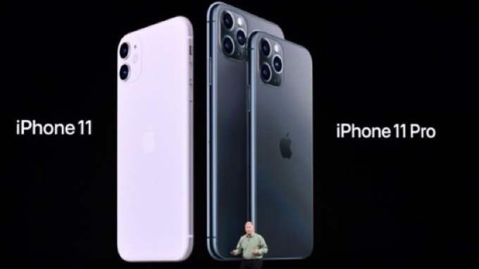 蘋果:4年來iOS 13更新率已達55%   (圖片:AFP)