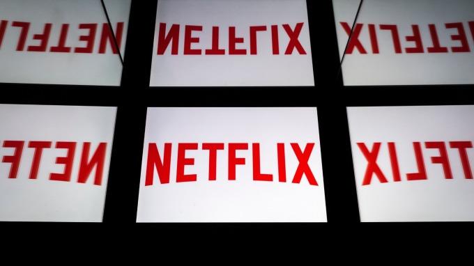 市場回頭審視訂閱成長 華爾街皺眉 Netflix漲幅大縮水 (圖片:AFP)