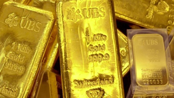 美9月工業數據疲弱 脫歐協議待院會表決 黃金小幅上漲(圖片:AFP)