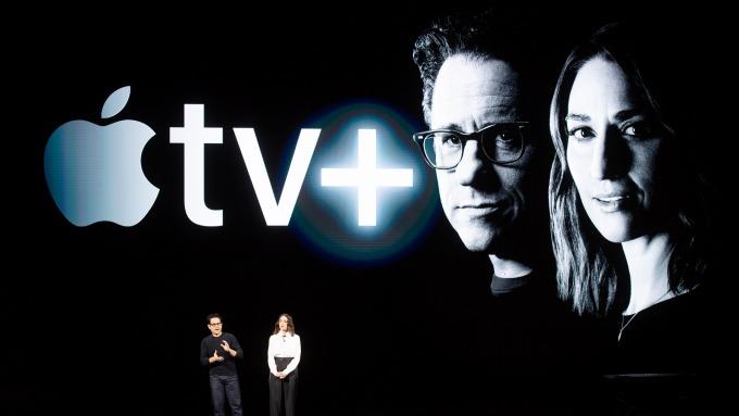 巴克萊:Apple TV+頭一年就能建立1億訂閱戶大軍(圖片:AFP)