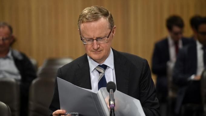 澳洲央行總裁:實施負利率的可能性極低(圖片:AFP)