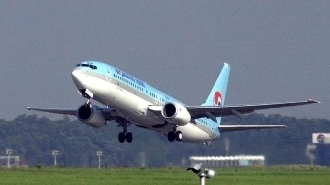 觀光添動能!獎助國際包機見效,韓國10-11月直飛花蓮19架次。(圖片:AFP)