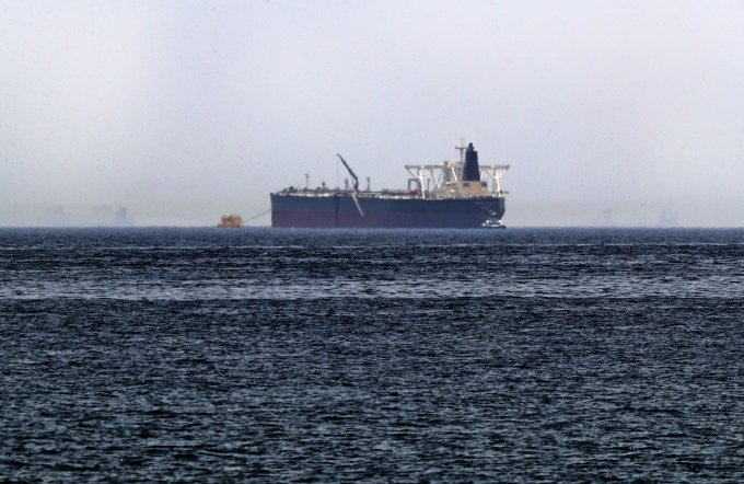 油輪運價持續狂飆 這個冬天可能創下近年新高。(圖片:AFP)