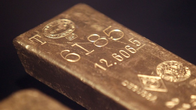市場不確定性高 ETF黃金持有量創歷史新高  (圖片:AFP)