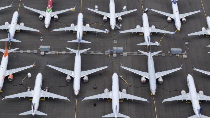 試飛員抱怨飛控系統太爛  波音卻隱瞞對話訊息 股價重挫近7%(圖片:AFP)