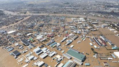 Panasonic日本PCB工廠 恐因風災停工2個月 (資料照片) (圖片:AFP)