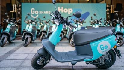 Go Share此次新增Gogoro VIVA車款。(圖:Go Share提供)