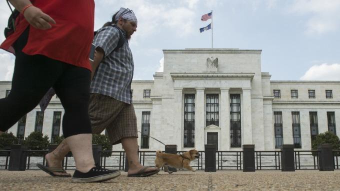 小摩:流動性問題未解 美國貨幣市場壓力可能再度惡化(圖片:AFP)