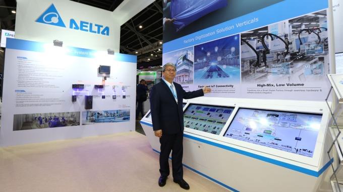 台達電將攜新加坡裕廊集團 強化星國在地智能製造市場
