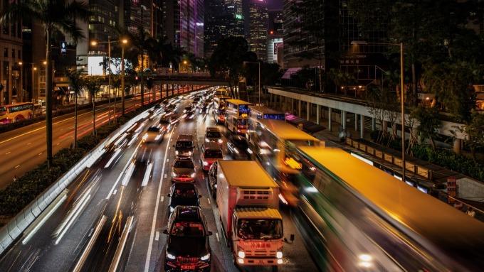 香港財政司宣布對旅遊及運輸業紓困 應對經濟衝擊(圖片:AFP)