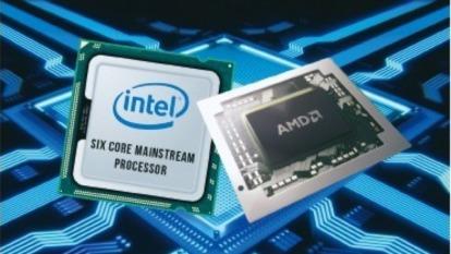 CPU市場廝殺激烈 Intel、AMD面臨削價競爭  (圖片:AFP)