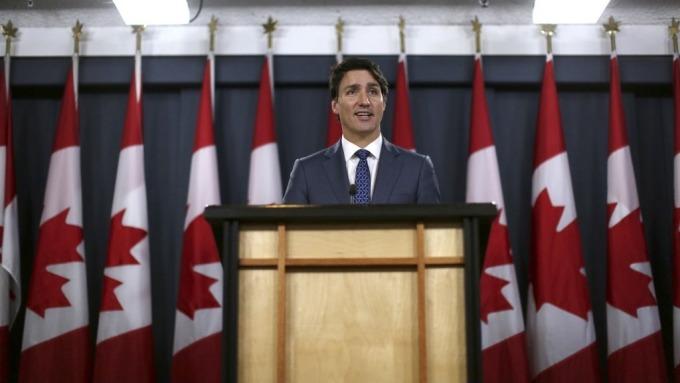 加拿大總理拒組聯合內閣 將以逐案方式尋求跨黨派支持(圖片:AFP)