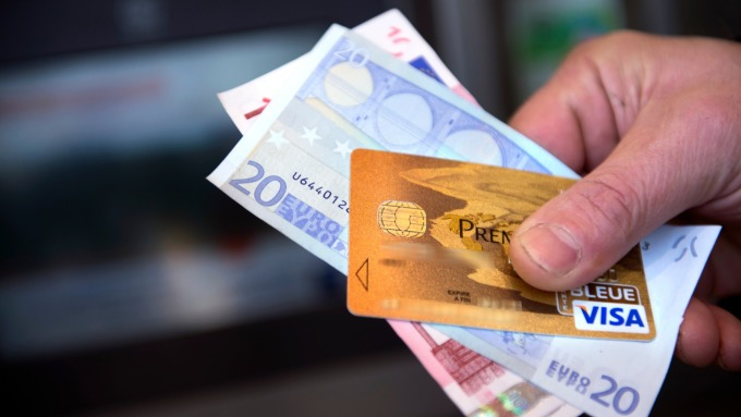 〈財報〉Visa獲利超乎市場預期 盤後股價上揚逾1%(圖片:AFP)