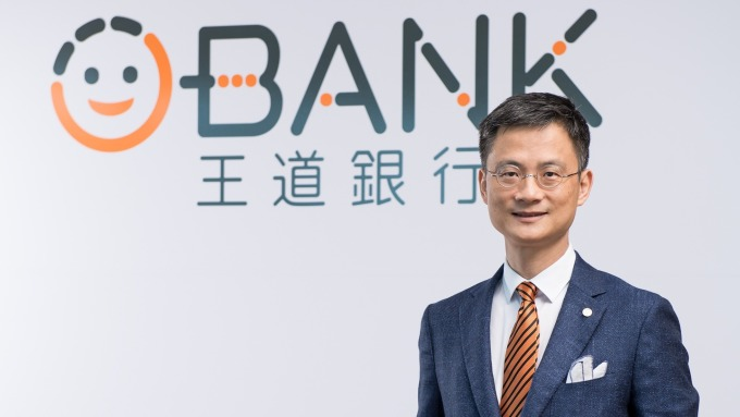 領導香港分行建功 李芳遠將接掌王道銀行總座