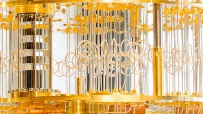 Google的量子電腦突破開啟了美中科技競賽的大門(圖 : AFP)